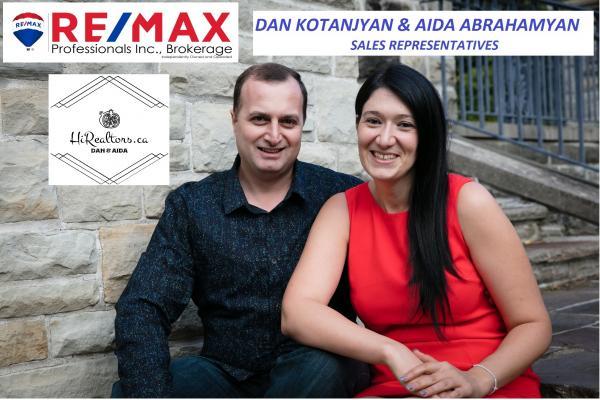 Dan Kotanjyan & Aida Abrahamyan